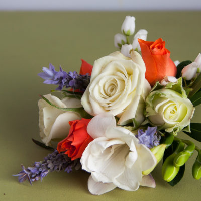 Mother of the Bride's corsage