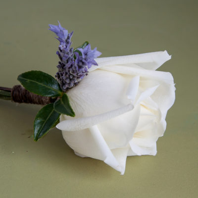 Buttonhole for Father of the Bride