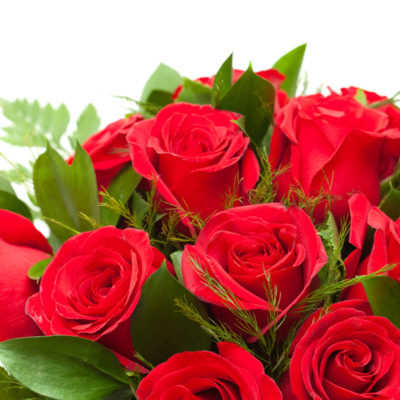 Valentine's Day Red Roses bouquets